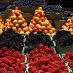 Obst für die Saftpresse Cilio